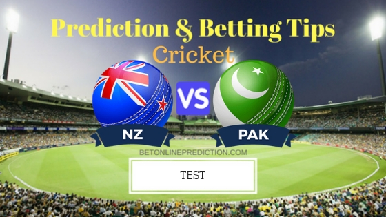 New Zealand vs Pakistan 1st TEST Team, Team News, Winner Prediction 16th November 2018