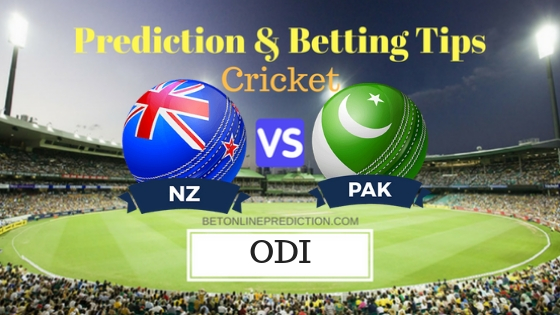 New Zealand vs Pakistan 2nd ODI , Team News, Winner Prediction 9th November 2018