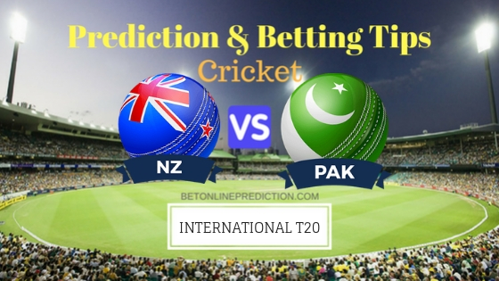 New Zealand vs Pakistan 2nd T20 Team, Team News, Winner Prediction 2nd November 2018