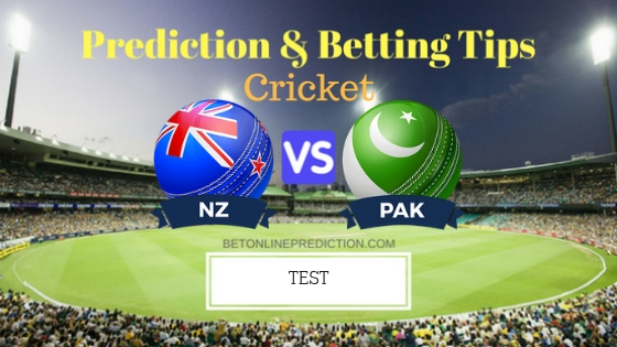 New Zealand vs Pakistan 2nd TEST Team, Team News, Winner Prediction 24th November 2018