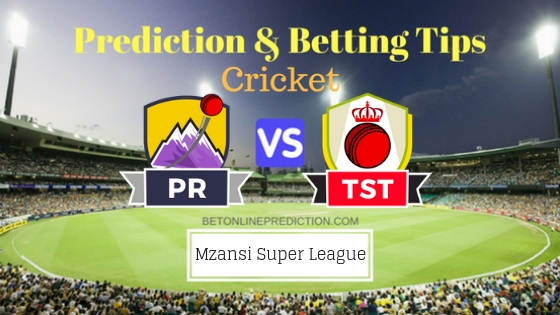 Paarl Rocks vs Tshwane Spartans 4th T20 Team, Team News, Winner Prediction 18th November 2018
