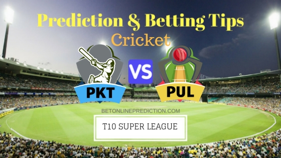 Pakhtoons vs Punjabi Legends 21st T10 Team, Team News, Winner Prediction 29th November 2018