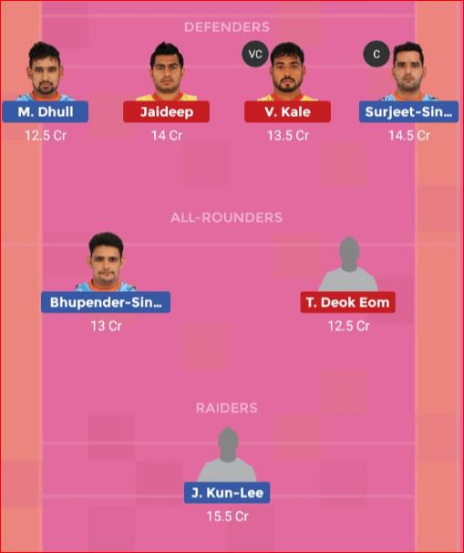 Patna Pirates vs Bengal Warriors 56th Dream11 Team, Team News, Winner Prediction 10th November 2018
