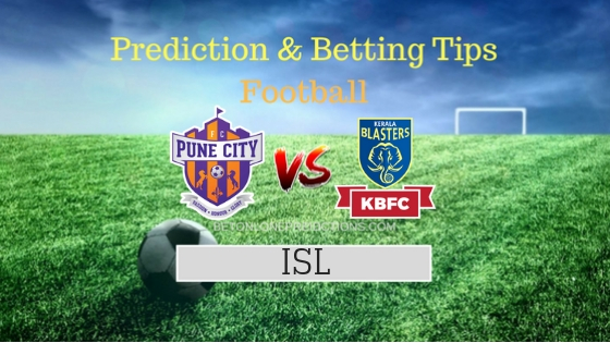 Pune City vs Kerala Blasters Team, Team News, Winner Prediction 2nd November 2018
