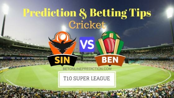 Sindhis vs Bengal Tigers 20th T10 Team, Team News, Winner Prediction 29th November 2018