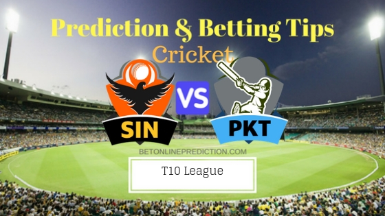Sindhis vs Pakhtoons 9th T10 Team, Team News, Winner Prediction 24th November 2018
