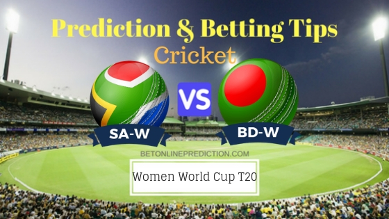 South Africa Women vs Bangladesh Women 20th T20 Team, Team News, Winner Prediction 19th November 2018