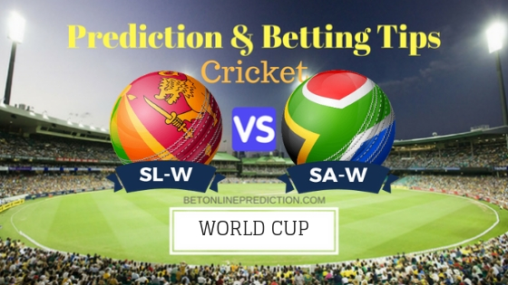Sri Lanka Women vs South Africa Women 8th T20 Team, Team News, Winner Prediction 13th November 2018
