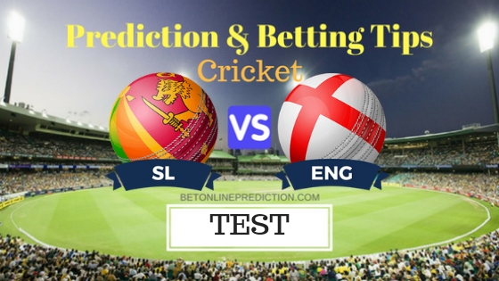 Sri Lanka vs England 1st TEST Team, Team News, Winner Prediction 6th November 2018