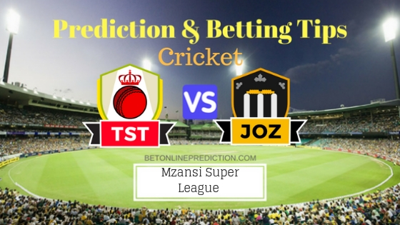 Tshwane Spartans vs Jozi Stars 13th T20 Team, Team News, Winner Prediction 28th November 2018