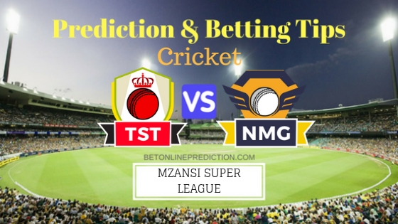 Tshwane Spartans vs Nelson Mandela Bay Giants 10th T20 Team, Team News, Winner Prediction 25th November 2018