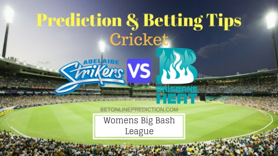 Adelaide Strikers Women vs Brisbane Heat Women 3rd T20 Team, Team News, Winner Prediction 2nd December 2018