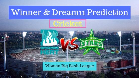 Brisbane Heat Women vs Melbourne Stars Women 21st T20 Team, Team News, Winner Prediction 19th December 2018