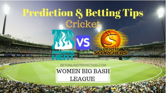 Brisbane Heat Women vs Perth Scorchers Women 8th T20 Team, Team News, Winner Prediction 08th December 2018