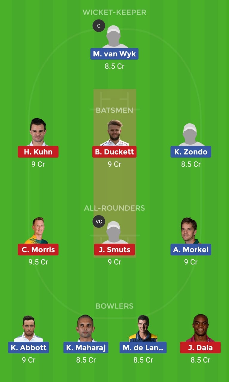 Durban Heat Vs Nelson Mandela Bay Giants 22nd T20 Dream11 Cricket Prediction