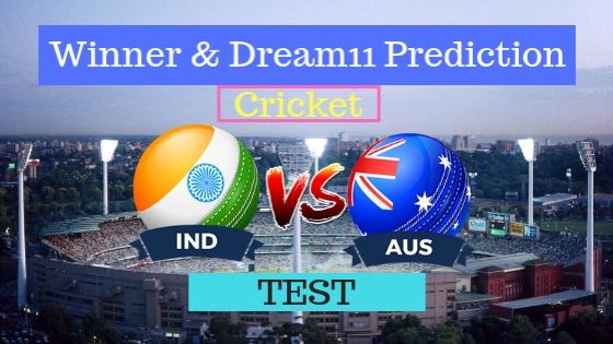 India vs Australia 3rd TEST Dream11 Team, Team News, Winner Prediction 26th December 2018