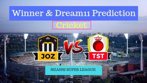Jozi Stars vs Tshwane Spartans 28th T20 Team, Team News, Winner Prediction 11th December 2018