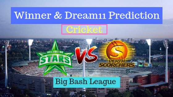 Melbourne Stars Women vs Perth Scorchers Women 13th T20 Team, Team News, Winner Prediction 15th December 2018