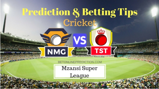 Nelson Mandela Bay Giants vs Tshwane Spartans 25th T20 Team, Team News, Winner Prediction 08th December 2018