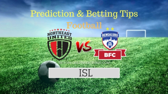North East United FC vs Bengaluru FC 49th Team, Team News, Winner Prediction 05th December 2018