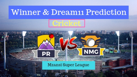 Paarl Rocks vs Nelson Mandela Bay Giants 29th T20 Team, Team News, Winner Prediction 12th December 2018 (1)