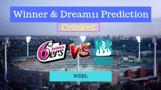 Sydney Sixers Women vs Brisbane Heat Women 24th T20 Team, Team News, Winner Prediction 22th December 2018