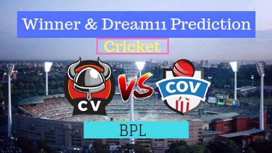 Chittagong Vikings vs Comilla Victorians 14th T20 Team, Team News, Winner Prediction 13th January 2019