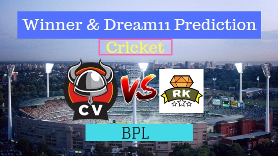 Comilla Victorians vs Rajshahi Kings 10th T20 Team, Team News, Winner Prediction 11th January 2019