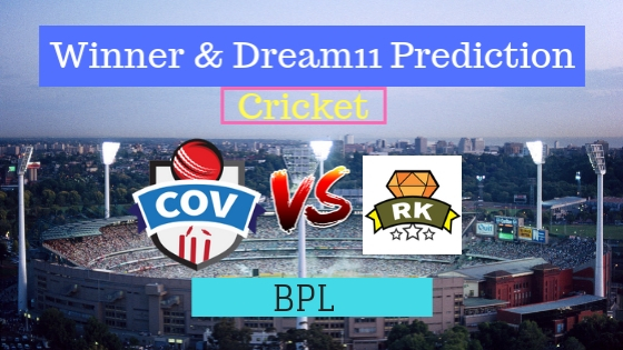 Comilla Victorians vs Rajshahi Kings 23rd T20 Team, Team News, Winner Prediction 21th January 2019