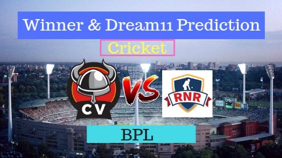 Comilla Victorians vs Rangpur Riders 6th T20 Team, Team News, Winner Prediction 08th January 2019