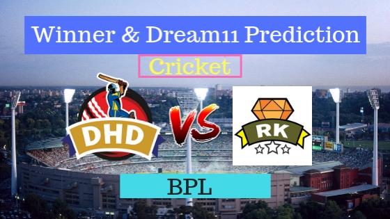 Dhaka Dynamites vs Rajshahi Kings 2nd T20 Team, Team News, Winner Prediction 05th January 2019