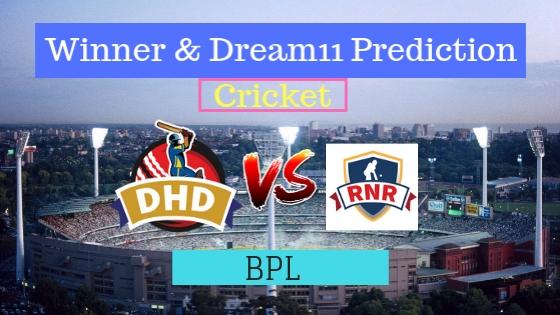 Dhaka Dynamites vs Rangpur Riders 9th T20 Team, Team News, Winner Prediction 11th January 2019
