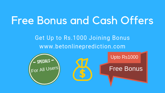 Free Bonus and Cash Offers