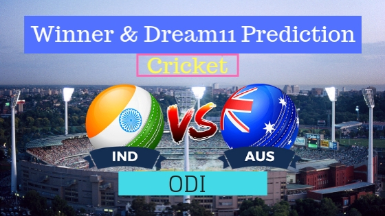 India vs Australia 2nd ODI Team, Team News, Winner Prediction 15th January 2019