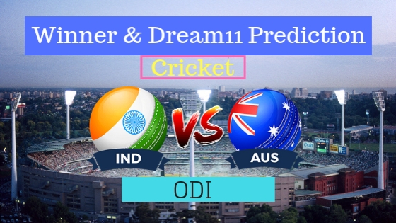 India vs Australia 3rd ODI Team, Team News, Winner Prediction 18th January 2019