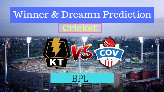 Khulna Titans vs Comilla Victorians 20th T20 Team, Team News, Winner Prediction 18th January 2019