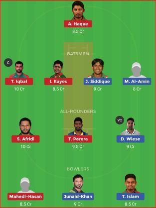 Khulna Titans vs Comilla Victorians 33rd T20 Bangladesh Premier League 2019