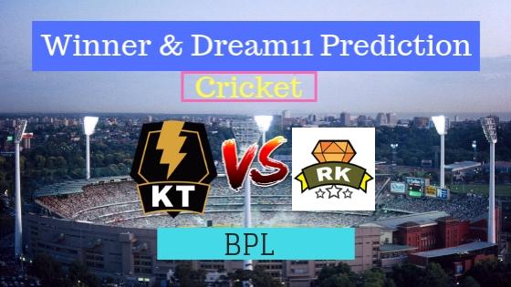 Khulna Titans vs Rajshahi Kings 15th T20 Team, Team News, Winner Prediction 15th January 2019