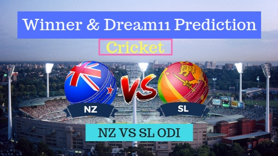 New Zealand vs Sri Lanka 2nd ODI Team, Team News, Winner Prediction 05th January 2019