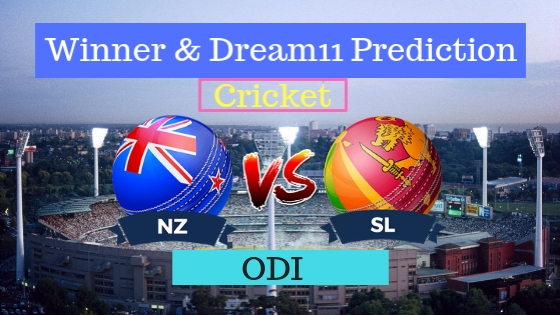 New Zealand vs Sri Lanka 3rd ODI Team, Team News, Winner Prediction 08th January 2019