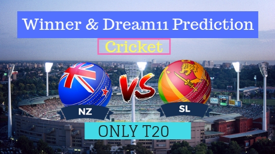 New Zealand vs Sri Lanka Only T20 Team, Team News, Winner Prediction 11th January 2019