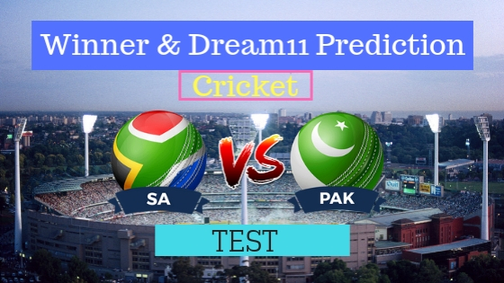 South Africa vs Pakistan 3rd TEST Team, Team News, Winner Prediction 11th January 2019
