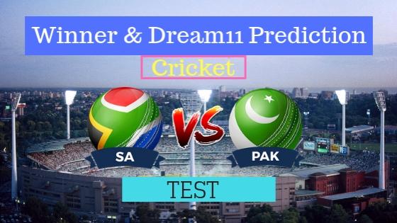 South Africa vs Pakistan 3rd TEST Team, Team News, Winner Prediction 11th January 2019