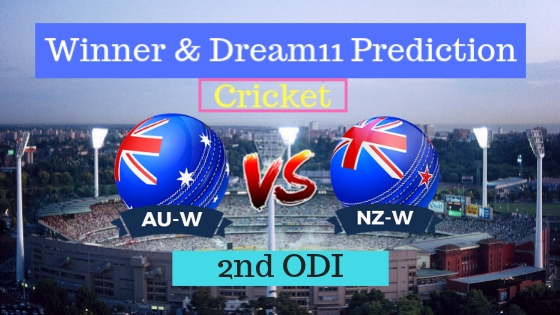 Australia Women vs New Zealand Women 2nd ODI ODI