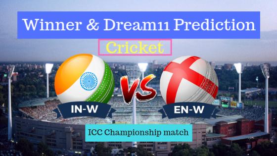 India Women vs England Women 2nd ODI ODI