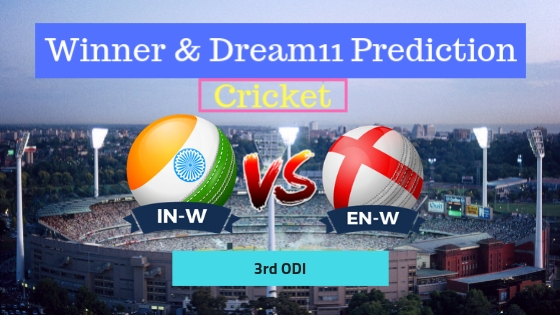 India Women vs England Women 3rd ODI ODI