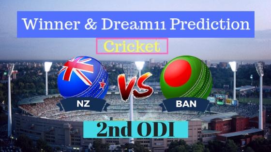 New Zealand vs Bangladesh 2nd ODI ODI