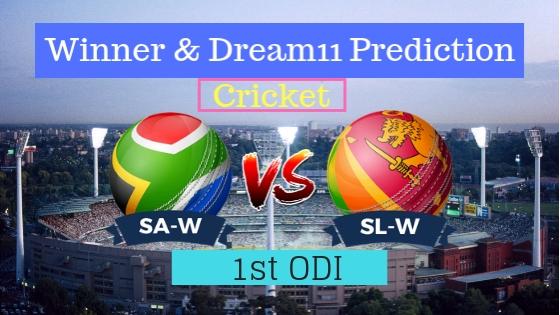 South Africa Women vs Sri Lanka Women 1st ODI ODI