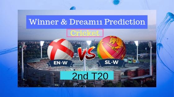 Sri Lanka Women vs England Women 2nd T20 ENG Tour SL 2nd T20