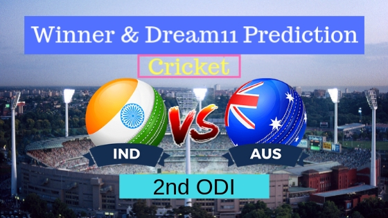India vs Australia 2nd ODI ODI
